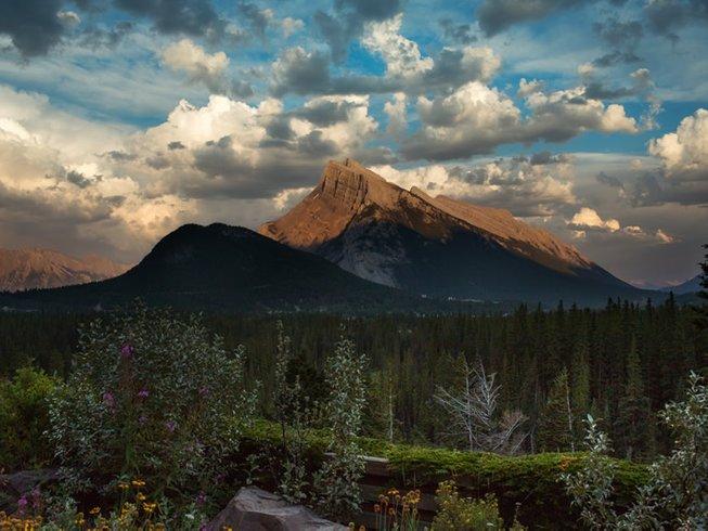 3 Tage Yoga Retreat für Frauen in Banff, Kanada