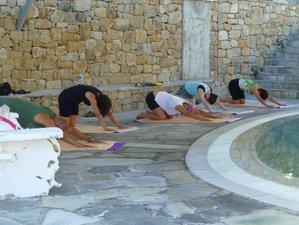 Yoga et lifecoaching en Grèce