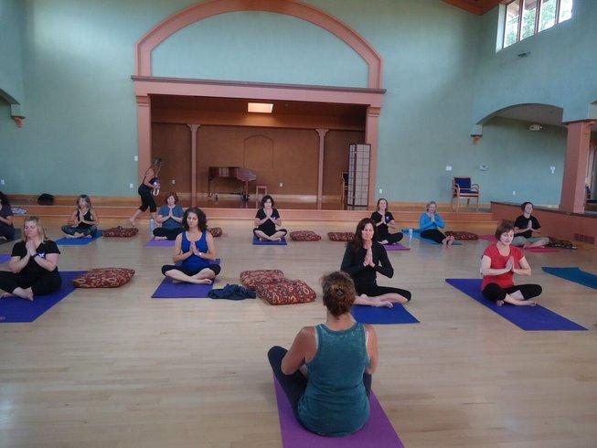 6 jours en stage de yoga, cyclisme et dégustation de vins pour femmes en Californie, États-Unis