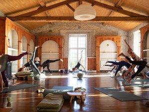 11 Tage 80-Stunden Fortführung der Yoga Sutras von Patanjali Yogalehrer Ausbildung Modul II in Frankreich