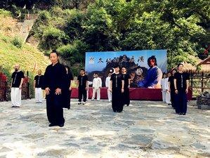 7 Days Tai Chi Training in Wudangshan, China