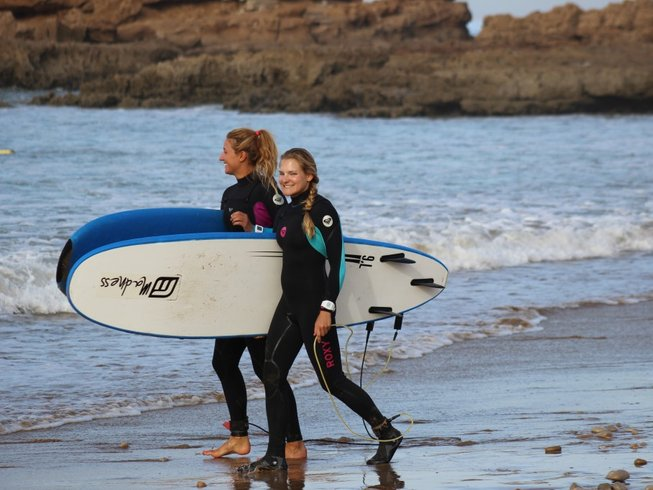 14 Days Yoga and Surfing Holidays in Morocco