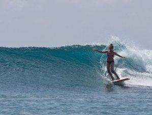5 Days Surf Camp in Thimarafushi, Maldives