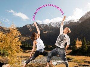 4 Tage Yoga Herbst Retreat in Bad Hofgastein bei Salzburg, Österreich