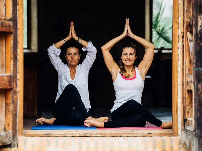 7 Days Rejuvenating Yoga Retreat in Spain