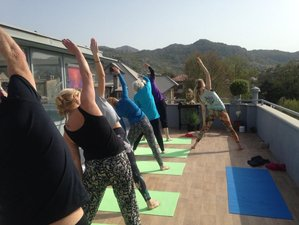 8 Days Green Culture Yoga Retreat in The island of Ada Bojana, Montenegro
