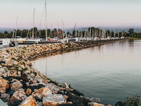 Lake Balaton area
