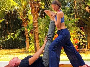 11 Day 60-Hour Thai Massage Fundamentals Training Course with Meditation and Yoga in Peloponnese