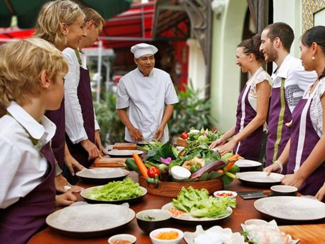 10 Days Vietnam Culinary Tour & Cooking Holiday
