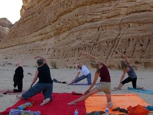 4 Day Detox, Meditation, Relaxation and Yoga Retreat in Nuweiba, South Sinai