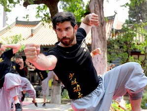 2 Weeks Authentic Shaolin Kung Fu Training in Kunming, China