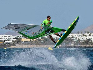 8 Days Windsurfing and Surf Camp Lanzarote