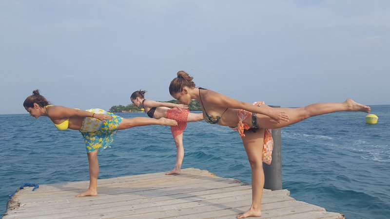 3 Days Meditation and Yoga Holiday in Cartagena, Colombia