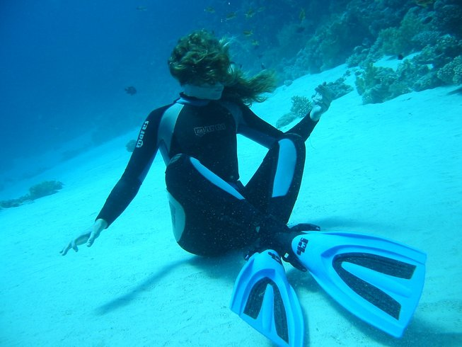 8 Days Yoga and Diving Advanced Course in Dahab