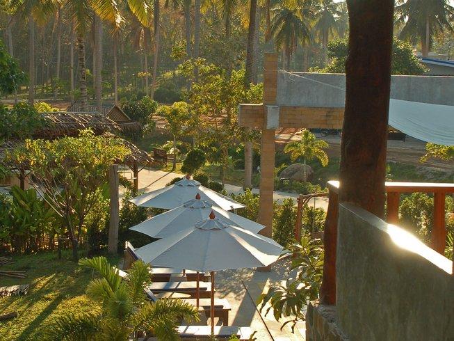 12 Days Yoga and Meditation Retreat in Ko Pha Ngan, Thailand