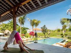 "8-Daagse ""NuHuman"" Transformationele Yoga Retraite in Bali"