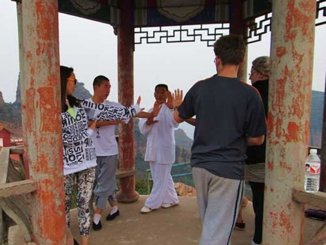 7 Days of Fun, Fitness, and Kungfu Holiday in China