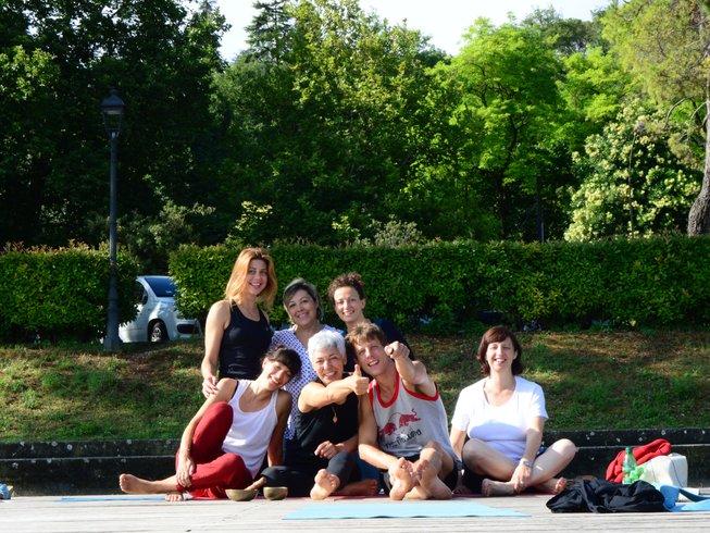 3 días retiro de yoga Ashtanga en Brescia, Italia