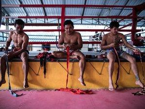 1 Week Muay Thai Training in Thailand, Ao Nang beach, Krabi