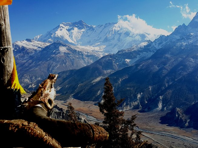 14 Tage Trekking und Yoga Retreat in Nepal