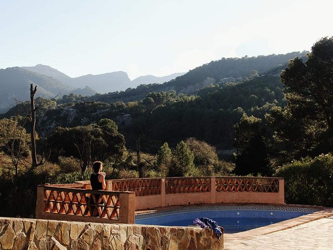 7 Days Nature and Self-Practice Yoga Retreat in Spain