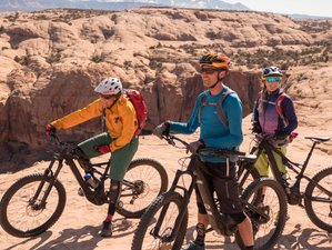 5 Days Best E-Bike Tour in Utah, USA