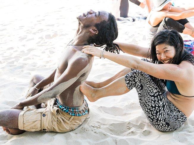 16 Days 200-Hour 5-Star Yoga Alliance Teacher Training in Portland, Jamaica