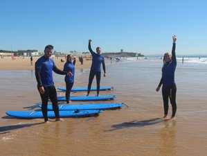 3 Days Exciting Surf Camp in Cascais, Lisbon Region, Portugal
