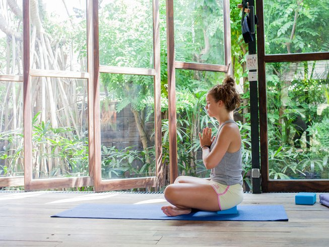 4 Tage Valentins Meditation und Yoga Retreat Ubud, Bali