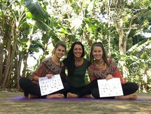 4 Day Build Your Personal Yoga Practice in an Intensive Yoga Retreat in Rivas, Nicaragua