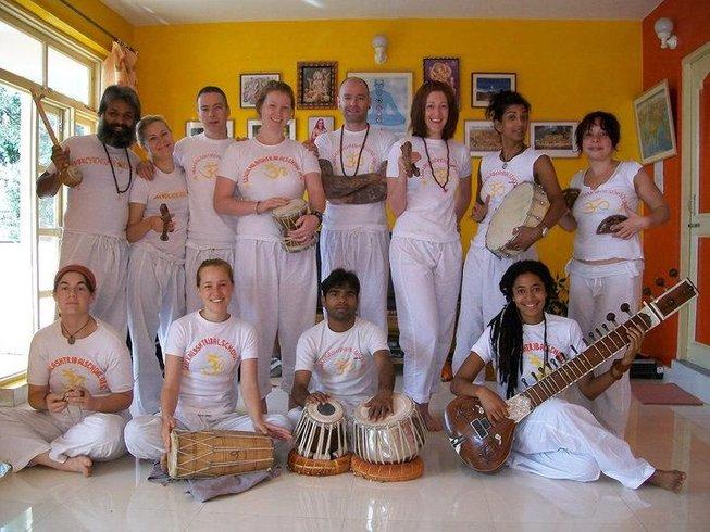 6-Weekse 300-urige Yoga Docentenopleiding in Dharamsala, India