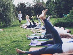 14 Day Meditation and Spiritual Yoga Retreat in the Minsk Region