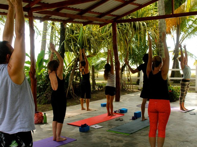 8 Days All-Inclusive Yoga & Surf Retreat in Costa Rica