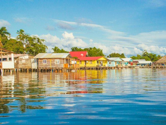 8 Days Ocean Paradise and Yoga Retreat in Panama