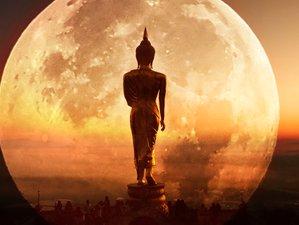 6 Days Luxury Spiritual Goddess Full Moon Retreat with BeYond at Soulful Goa Beach, India