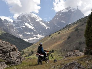 21 Days The Central Asian Ring Motorcycle Tour in Kazakhstan, Uzbekistan, Tajikistan, and Kyrgyzstan