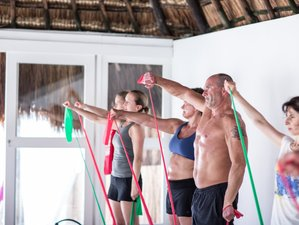 8 Day Practice in Paradise: Food and Yoga Holiday in the White-Sand Beaches of, Tulum