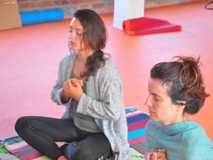 28 Day 200-Hour Ashtanga and Hatha Yoga Teacher Training Kerala