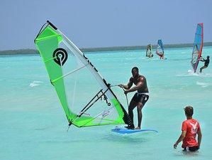 7 Days Beginner Windsurf Camp in Kralendijk, Bonaire
