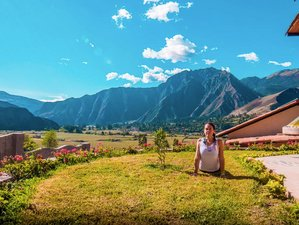 8 Day In Search of Samadhi Yoga Retreat in Cusco Region, Sacred Valley of Peru