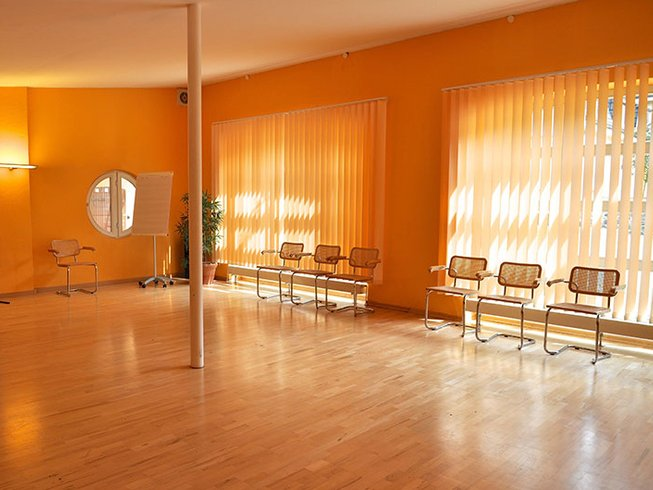 """Yoga Wochenende """"Kraft für Veränderung"""" am Schlüsshof, Nordbrandenburg"""