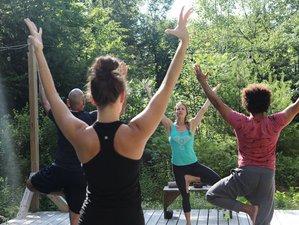 6 Days MAHA Mountain Spirit Yoga Retreat in North Carolina, USA