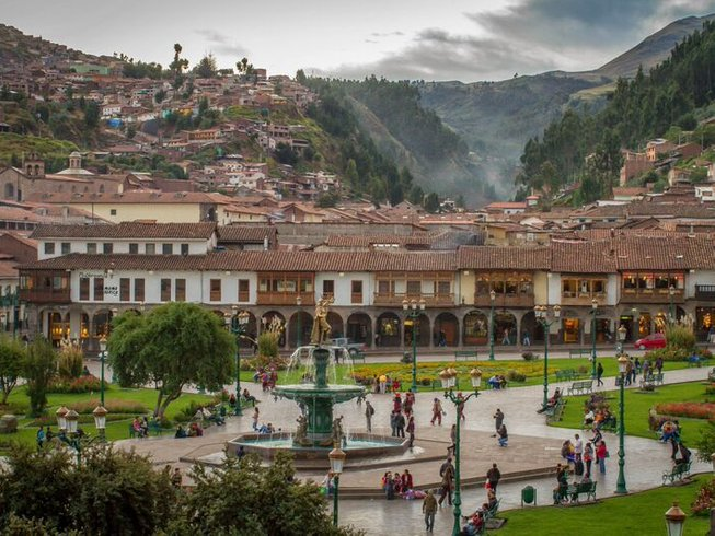 11 Days Beyond the Andes Yoga Retreat in Peru