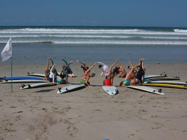 7 Days Santa Teresa Yoga Retreat in Costa Rica