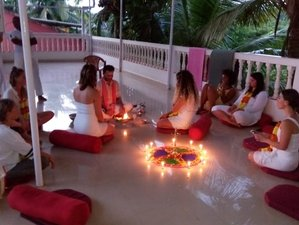 7 Days Relaxing and Rejuvenating Yoga Retreat in Patnem Beach, Goa, India