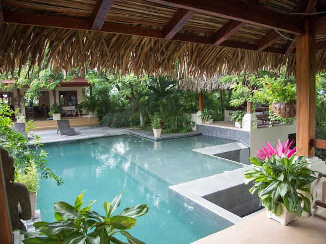 8 Days Surf and Yoga Retreat in Costa Rica