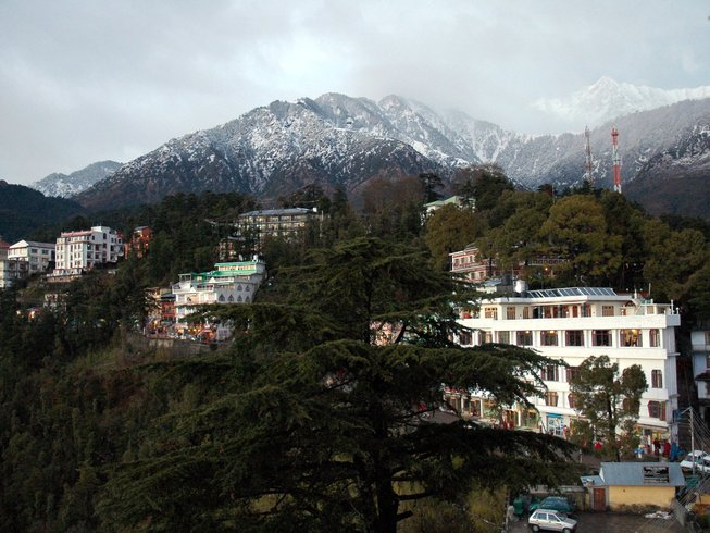 7 Tage Intensiver Hatha Yoga Retreat in Dharamsala, Indien