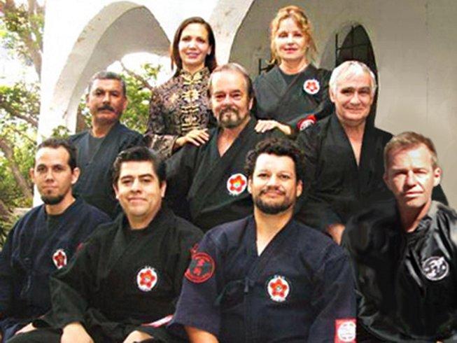 7 Days Intensive Jiu Jitsu Training in Mexico