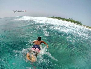 8 Days Exciting Surf Camp in North Malé, Maldives