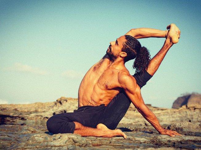 22 jours-200h en formation de professeur de yin yoga dans le Nayarit, Mexico